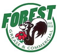 Forest Grease Service Logo